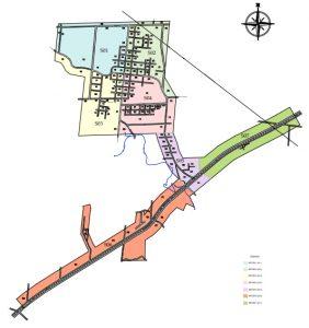 Mapa Urbano Mato Leitão