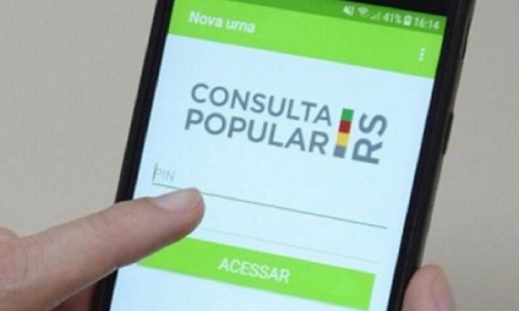 MUNICÍPIO ELEGE PROJETO 2 NA CONSULTA POPULAR
